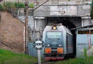 Электрички через тоннель Сталина пойдут с 1 июня