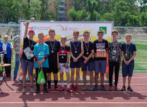 Лучших футболистов выявили на турнире во Владивостоке