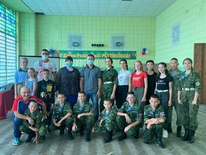 Чемпион мира посетил воспитанников «Боевого братства» в Приморье