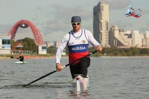Два «золота» на Кубке мира завоевал приморский гребец Иван Штыль