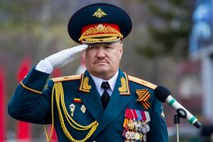 В Приморье школе присвоили имя погибшего в Сирии генерала Асапова