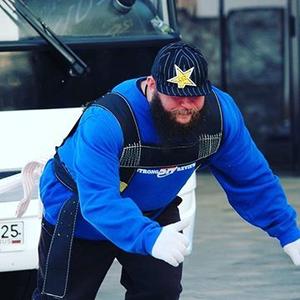 Открытый чемпионат Приморского края по буксировке во Владивостоке 9 апреля 2017