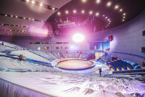 Приморцы не смогут купить билеты на первое представление в обновленном цирке