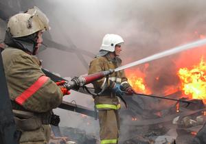Пожар в жилом доме напугал жителей Владивостока