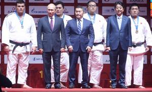 Международный турнир по дзюдо в Приморье станет ежегодным