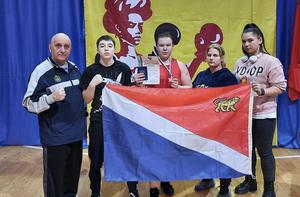 Приморские спортсменки вошли в состав юниорской сборной России по боксу