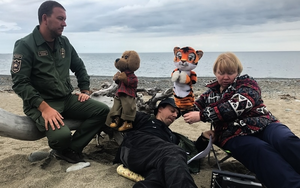 Хрюша, Филя и Мур расскажут российским малышам о Сихотэ-Алинском заповеднике
