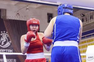 Королевы ринга: приморцы завоевали 10 золотых медалей на первенстве ДВ по боксу