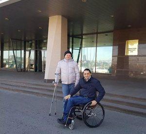 Олег Кожемяко поручил создать ресурсные центры для инвалидов