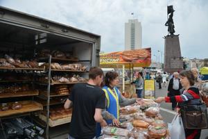 Продовольственная ярмарка развернется на центральной площади Владивостока 13 и 14 апреля
