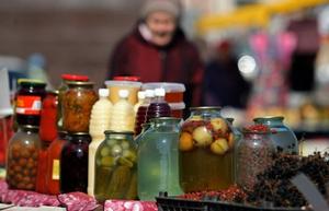 Рождественская продовольственная ярмарка открылась в центре Владивостока