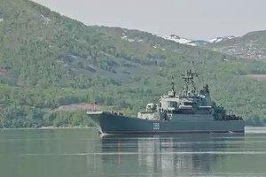 """Командира БДК """"Ослябя"""", посадившего корабль на мель под Владивостоком, приговорили к условному сроку"""