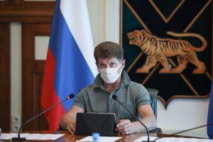 Губернатор сделал жесткое заявление по особому режиму в Приморье