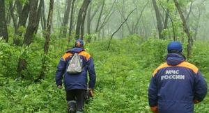 В Приморье спасли двоих людей, потерявшихся в лесу