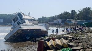 Выплаты по 300 тыс. получат семьи погибших во время тайфуна «Майсак»