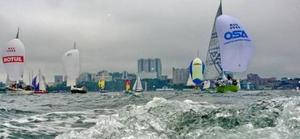 Чемпионат края среди крейсерских яхт завершился в Приморье