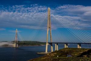 Проект альтернативной дороги во Владивостоке с мостами на Русский и Елену начали обсуждать с инвесторами