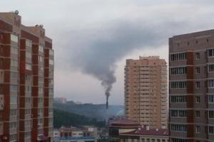 Росприроднадзор проверит дым мусоросжигательного завода во Владивостоке