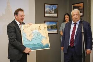 160 лет назад русские моряки на пароходо-корвете «Америка» открыли Находку