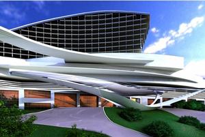 В игорной зоне «Приморье» начали строить новое казино