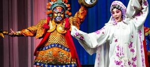 Пекинская опера — впервые на Приморской сцене Мариинского театра