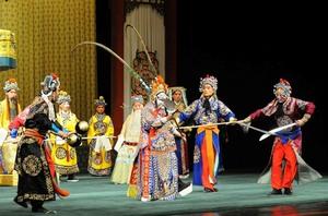 «Пекинскую оперу» представят на выставке во Владивостоке