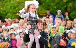 22 тысячи первоклассников пойдут в школы в Приморье в этом году