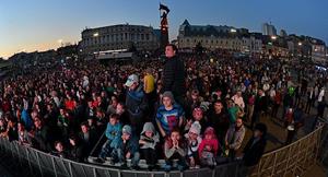 Праздничные мероприятия из Приморья стали одними из лучших в России