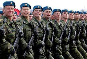 Новый порядок набора контрактников на военную службу установлен в России