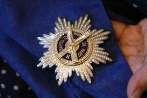 Орден Победы и Крест Святого Апостола Андрея Первозванного впервые показали вне стен Кремля именно во Владивостоке