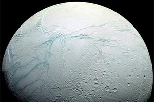 В недрах спутника Сатурна обнаружили признаки жизни