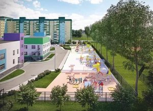 17 детских садов начнут строить в Приморье в 2019 году