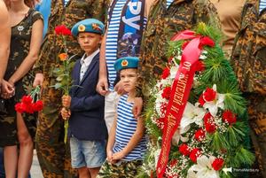 Подвиги приморцев, погибших в ходе локальных войн, вспомнили в крае в День ВДВ