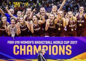 Воспитанница приморского баскетбола стала чемпионкой мира.