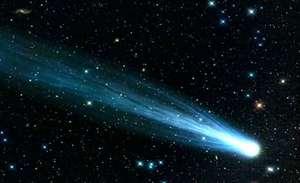 Зелёная комета с синим хвостом приблизится к Земле 27 ноября